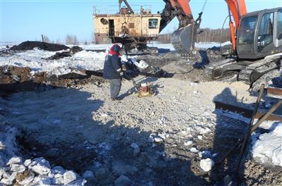 Мосбасуголь. Рязанская область. Вагонные весы БАМ фото #4