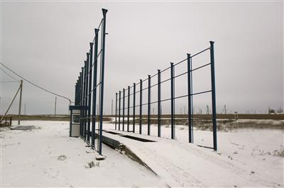 Лысые горы. Саратовская область. Весы автомобильные ВАЛ фото #4