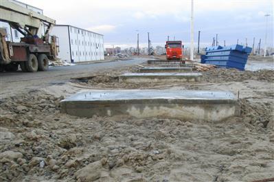Строй-Монолит. Калининград. Весы автомобильные ВАЛ фото #2