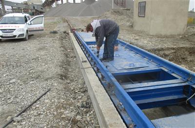 Кизиюрт. Дагестан. Весы вагонные БАМ фото #7