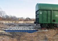 Готовые железнодорожные весы БАМ для потележечного взвешивания в статике. фото #3