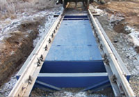 Внешний вид и устройство вагонных весов БАМ. фото #24