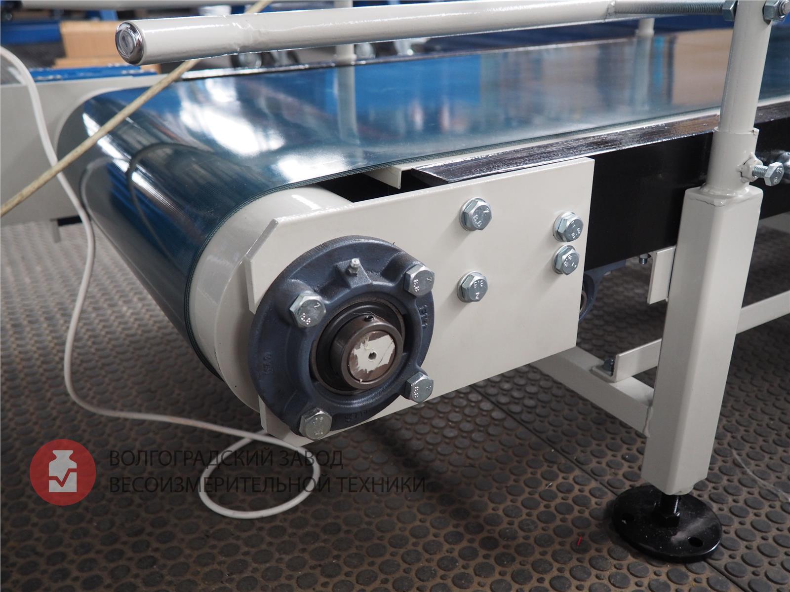 Ленточные транспортеры с весами транспортер 13 скребков